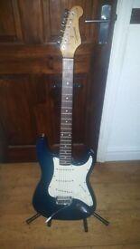 Tanglewood Nevada Electric Guitar Ocean Blue