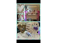 Wedding Business - Sweet Cart / Candy Ferris Wheel / Fererro Roacher Tree and all Accesories