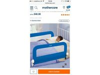 Brand new in box summer infant double bed guard