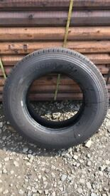 215/75/17`5 GOOD YEAR STEARS TYRES