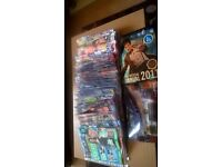job lot of DR WHO magazines