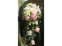 Freelance florist offering a bespoke service to provide beautiful flowers for weddings and occasions