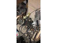 Gilera/piaggio 50 cc/125 cc parts