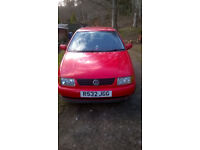 Volkswagen Polo 1.4 - Cheap Run Around or Spares and Repairs