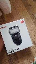 Canon Speedlite 600EX II-RT Flashes Speedlites and Speedlights