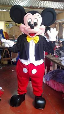 New Mascot Costume Mickey Mouse - DISNEY](Mouse Costum)