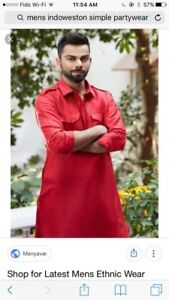 Indian pakistani Mens outfit sale rent kurta Sherwani navratri