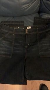 Five pairs of size 20 jeans