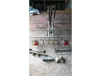 Pendle Wheel support bike rack for upto 4 bikes ( Mountain / road Bike )