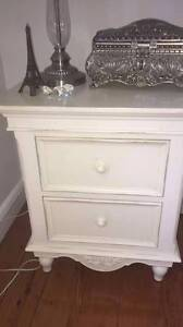 Vintage Bedside table Earlwood Canterbury Area Preview