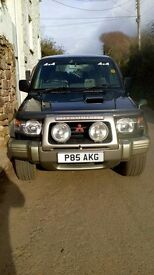 Pajero Snow Athlete