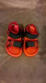 Toddler boys sandals infant size 6