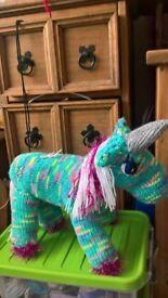 Unicorn original design very cuddly and sparkly.