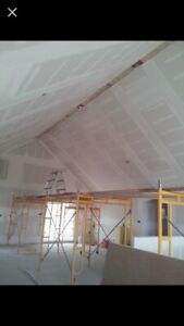 Professional Drywall Taper