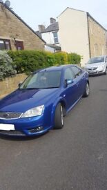Ford mondeo ST drives perfect!
