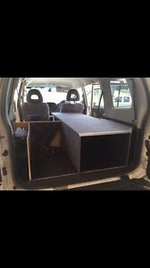 2006 Pajero bed/drawer set up Jamboree Heights Brisbane South West Preview