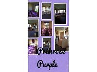 Primrose valley caravan to let