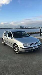 Volkswagen Golf Hatchback Immaculate condition *ONO* Applecross Melville Area Preview