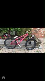 NS jump bike £200 or offers