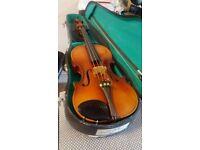 Violin starter kit £40 ONO