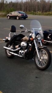 2006 Honda Shadow 750 Spirit