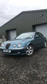 JAGUAR S TYPE.. 36,500 MILES, AUTOMATIC, 12 MONTH MOT