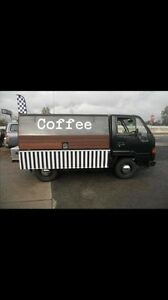 The Little Black Coffee Truck Southport Gold Coast City Preview