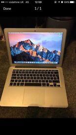 13 inch Apple MacBook Air