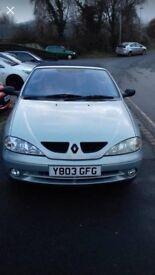Renault megane privilage+