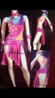 Ball Salsa latin costume dance performance custom made Neutral Bay North Sydney Area Preview