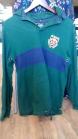Vintage Polo Ralph Lauren rugby hoodie custom fit size M £20