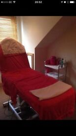 Treatment / Beauty room available to rent