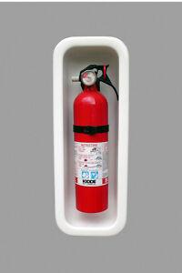 SSI Boat Amp RV Fire Extinguisher Storage Box | eBay
