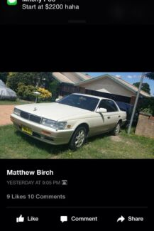Nissan laurel ls1 6 speed manual The Junction Newcastle Area Preview
