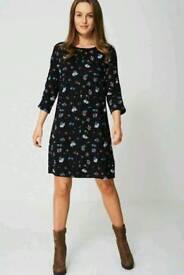 Ex branded floral loose dress