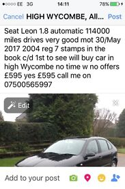 for sale auto call me today see all post call me on - 07500565997