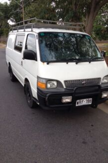 Toyota hiace 2000 Glandore Marion Area Preview