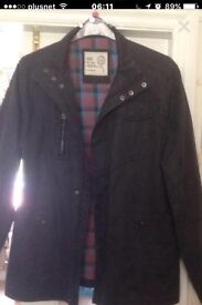 Mans trait jacket. Bnwt