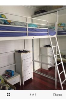 Loft single bed Manly Vale Manly Area Preview