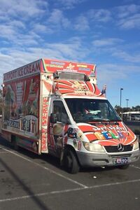 ICE CREAM  AND FOOD VAN 02 MERCEDES SPRINTER Greenvale Hume Area Preview