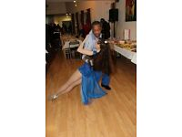 Wedding Dance Lesson, with Rangel Gama in East London (Promotion now)