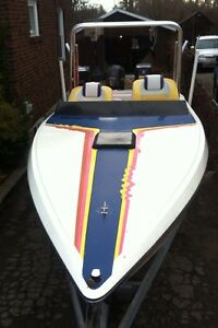 Parasailing/wake-boarding boat for sale