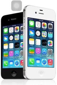 Iphone 4S Unlocked 64gb white