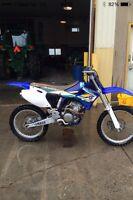 2004 250 4stroke Yamaha