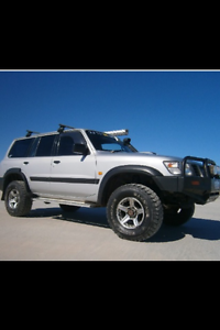 1999 Nissan Patrol Broome Broome City Preview