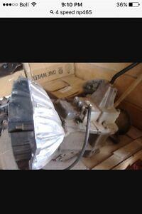 Looking for a 4 speed Chevy trans