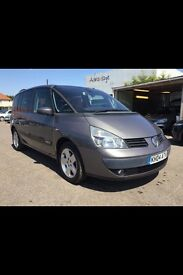 Renault espace expression 2.2 dci 7 seaters 2004