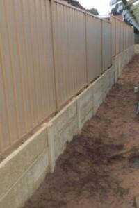 Fencing & Retaining wall contractor