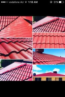 A QUALITY ROOF RESTORATION  GREENVALE