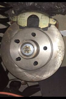 C10 disc brake calipers chev chevrolet c20 pickup truck